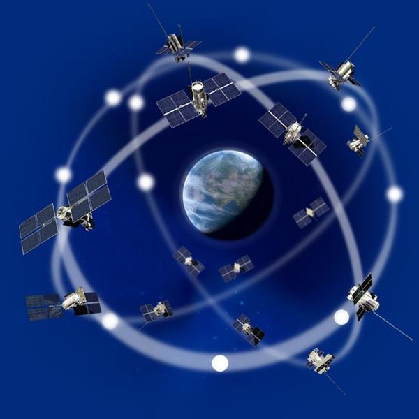GNSS là hệ thống vệ tinh định vị toàn cầu