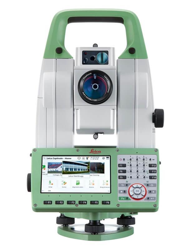 Máy toàn đạc điện tử Leica có độ bền và công năng rất tốt