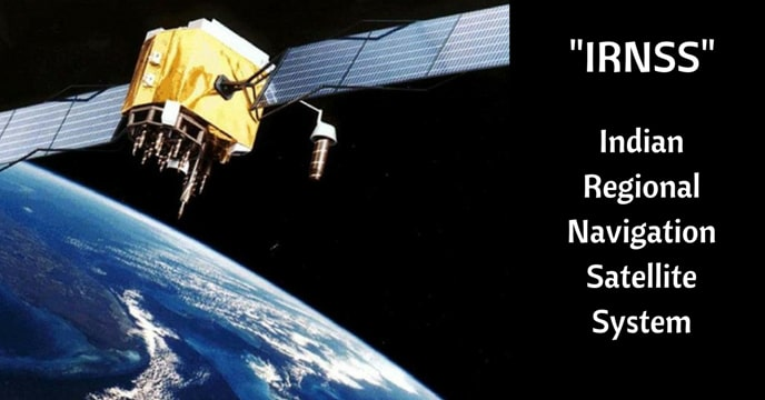 hệ thống định vị vệ tinh khu vực Ấn ĐỘ IRNSS