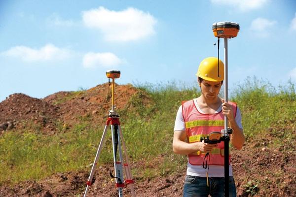 Máy định vị GPS 2 tần số chất lượng