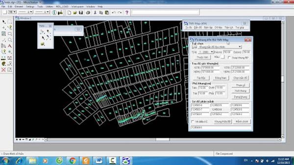 Phần mềm giúp tối ưu việc truyền trút và xử lý dữ liệu đo đạc