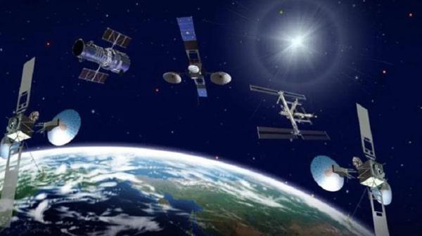 vệ tinh galileo